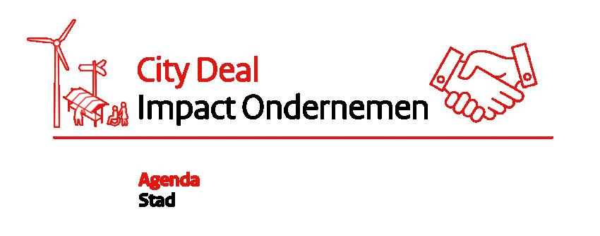 City deal Impact Ondernemen ondertekend! :: Social Enterprise NL