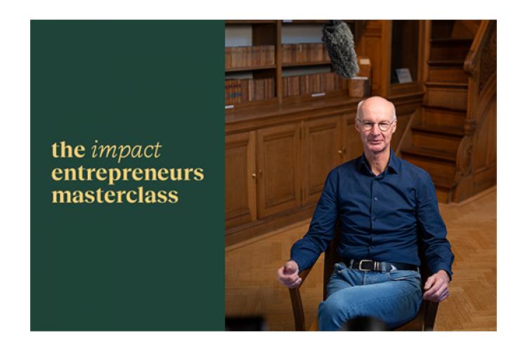 Mark Hillen masterclass Kapitaal vinden